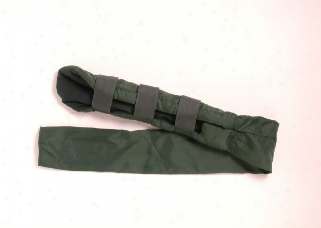 Tough-1 Nylon Tail Guard Tube - Black