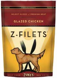 Pleasure Z-fillets Dog Treats - 3. 25 Oz
