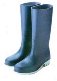 Trimfit Women's Pvc Boot - Blue - 10