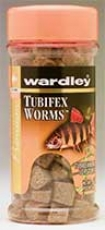 Tubifex Worms - .98 Ounces