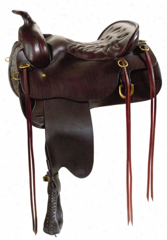 Tucker Cheyenne Frpntier Trail Saddle