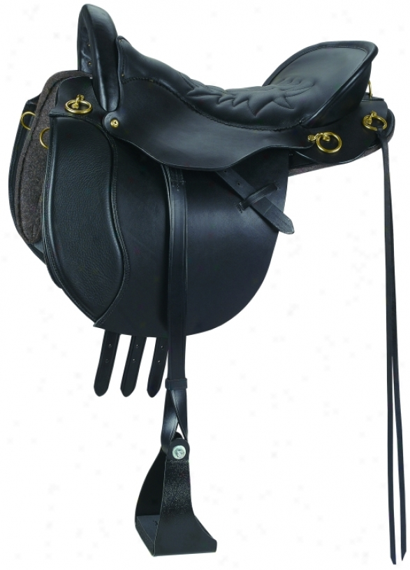 Tuckee Equitation Endurance Saddle