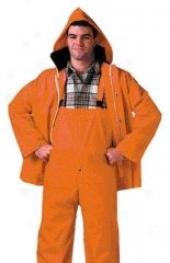 Tuff Enuff Plus 2 Piece Suit - Yellow - Medium