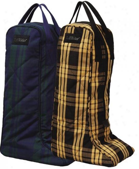 Tuffrider Boot Bag