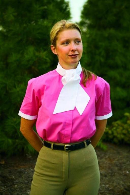 Tuffrider Dressage Show Shirt