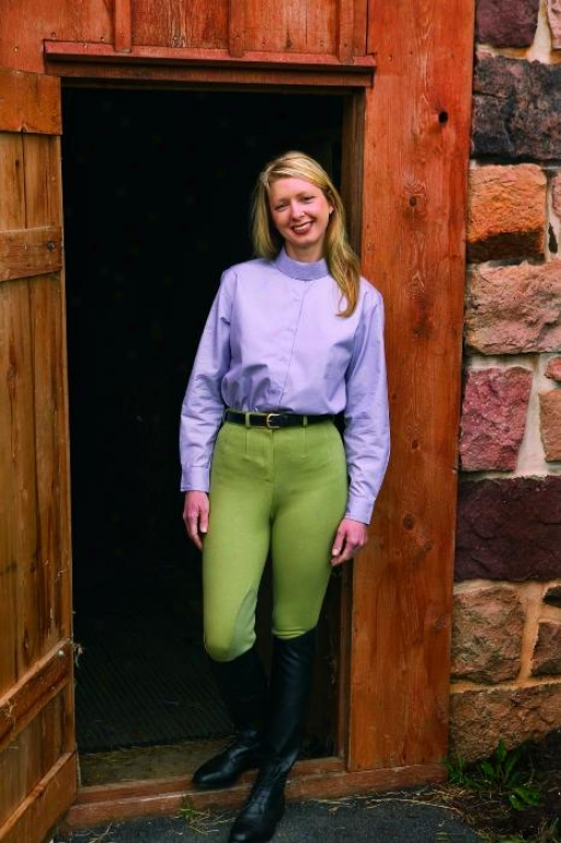 Tuffrider Ladies Country Figurefit Breeches