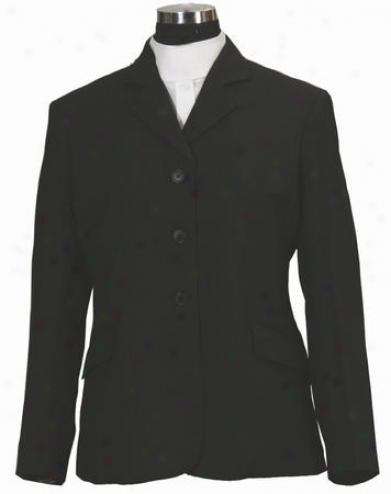 Tuffrider Ladies Dressage Show Coat More