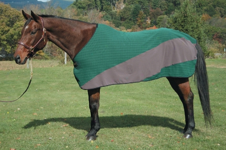 Tuffrider Stretch Cotton Horse Sheet