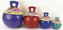 Tug-n-toss Ball - Blue - 4.5