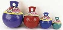 Tug-n-toss Ball - Purple - 6