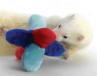 Tumble Toy For Ferrets - Multicolor