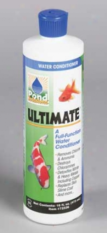 Ultimate In the place of Ponds - 16 Ounces