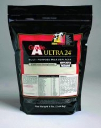 Ultra 24% Milk Replacer - 4 Pound