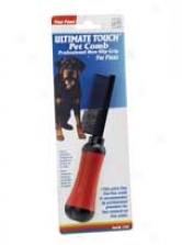 Ultraist Touch Flea Comb - Black