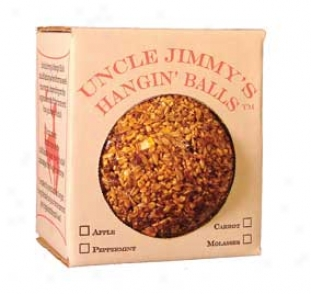 Uncle Jimmy's Hanging Balls - Horse Treeat