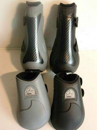 Veredus Carbon Gel Open Front Boot