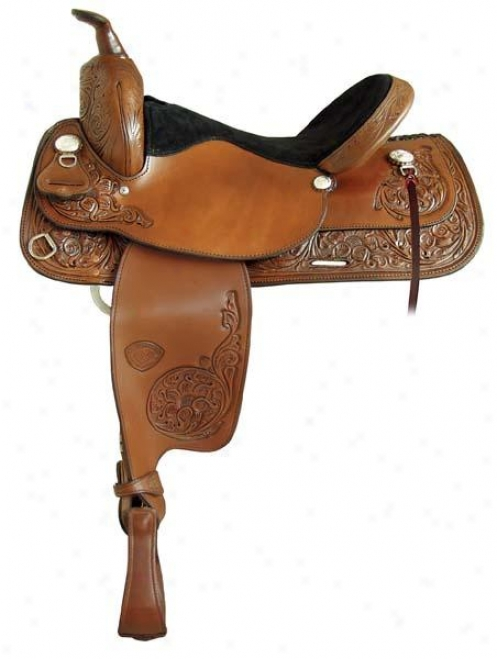Virginian Pleasure Saddle