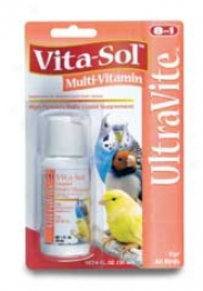 Vita-solution For Birds