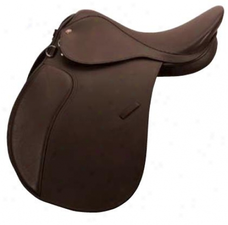 Weaver All Purpose Leather Englihs Saddle