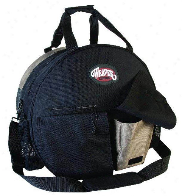 Weaver Deluxe Rope Bag - Black/tan