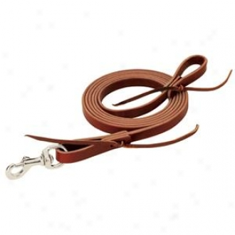 Weaver Latigo Leather Flat Roper Rein