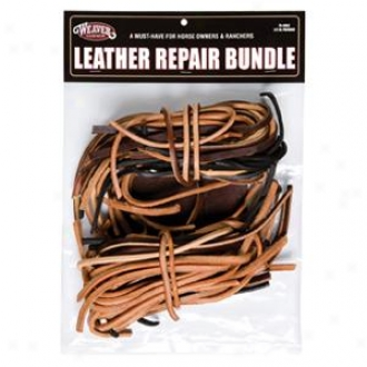 Weaver Leather Repair Bundel