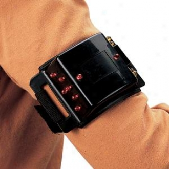 Weaver Lighted Safety Armband - Black