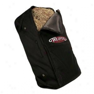 Weaver Rolling Hay Bale Bag - Black