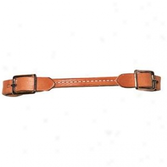 Weaver Rounded Leather Curb Strap