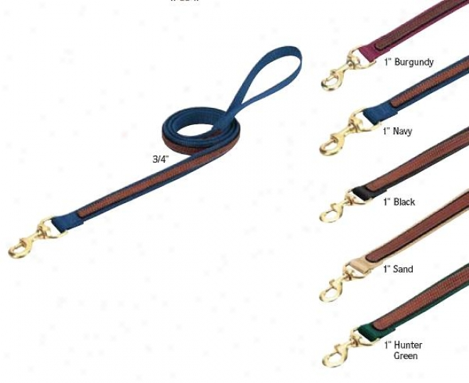 Weaver Traditions West Nylon Leash