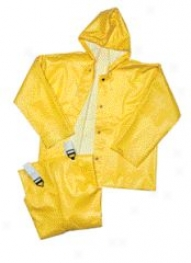 Web-dri Overalls According to Outdoor Activies/agriculture/construction - Clear - 2 Extra Large
