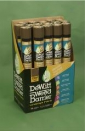 Weed Barrier Pro For Gardens - Brown