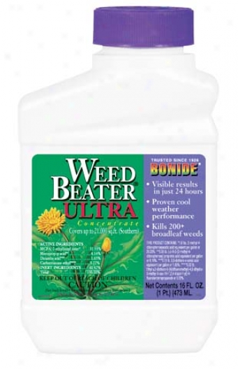 Weedbeater Ultra Concentrate - 1 Pint