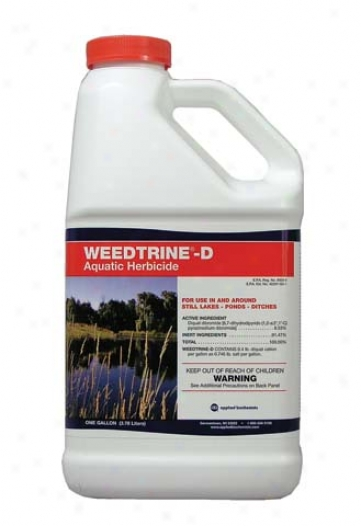 Weedtrine D Aquatic Herbicide - Gallon