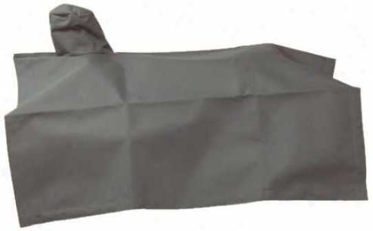 Western Saddle Cover - Black