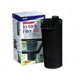 Whisperin-tank Filter