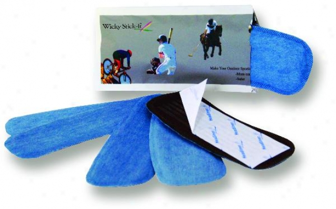 Wicky Stick-it Disposable Helmet Liners