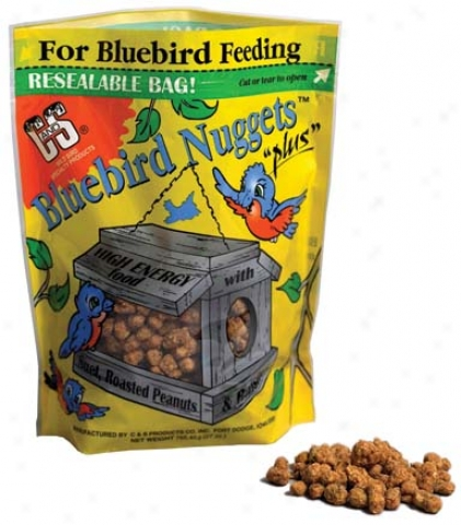 Wild Bird - C & S Bluebird Nuggets Plus - Bluebird Nuggets - 27o2
