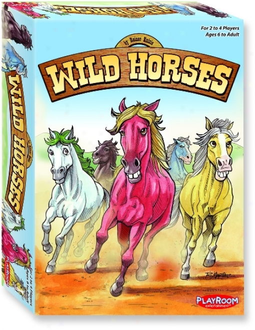 Wild Horses Game