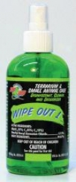 Wipe Outt 1 Cage/terrarium Disinfectant For Reptiles/small Animals