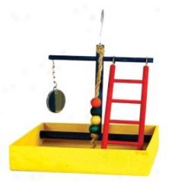 Wood Play Gym - Small