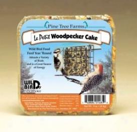 Woodpecker Seed Cake - 9 Ounce