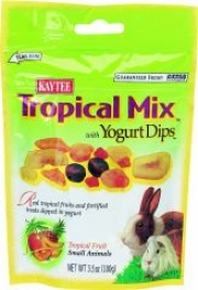 Yogurt Dips For Small Animals - 3.5 Ounces