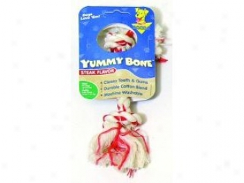 Yummy 2 Knot Bone For Dogs - Small