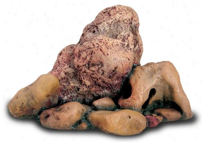 Zilla Pebble Rock Terrarium Formation