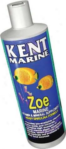 Zoe Marine Vitamin For Marine Fish - 8 Oz