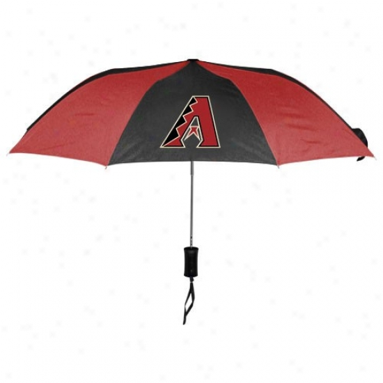 Arizona Diamondbacks 68'' Folding Umbrslla