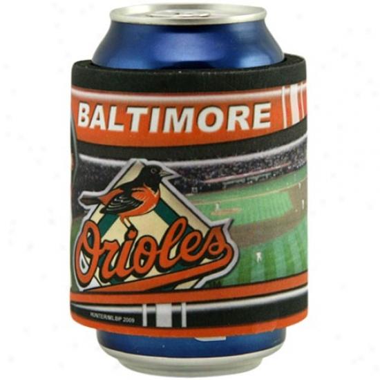 Baltimore Orioles Slap Wrap Can Coolie