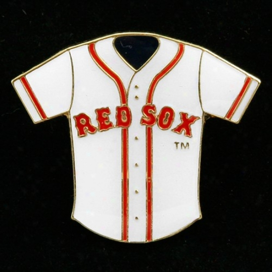Bowton Red Sox Hats : Boston Red Sox Team Jersey Pin
