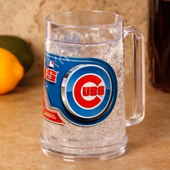 Chicago Cubs 16 Oz. Hi Def Freezer Mug